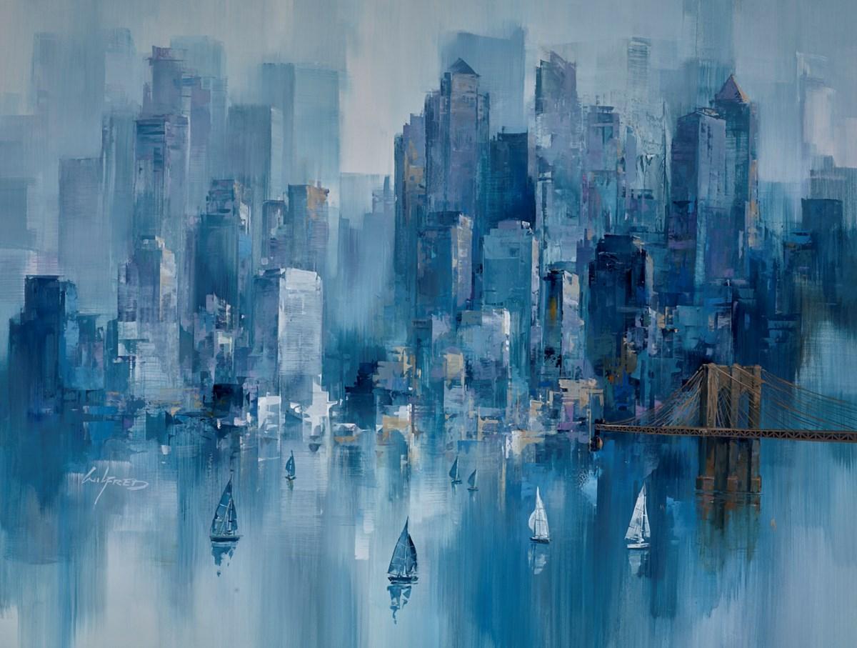 Blue Towers III